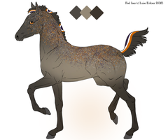 Foal Design 2 by Sommer-Studios