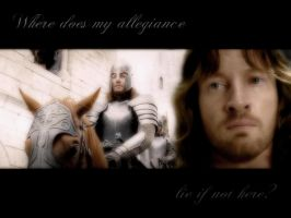 The Sacrifice of Faramir by Estella-Brandybuck