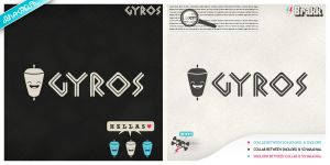 Tribute to Gyros collab by schakalwal