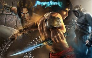 The Prince of Persia by MysticBlackmoon