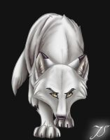 The Great White Wolf by SonicMaster23