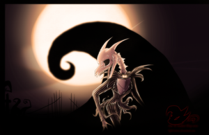 TNBC dragon Jack by Lightnymfa
