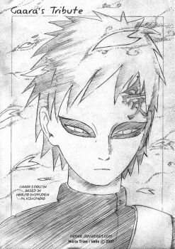 Gaara's Tribute - Cover by nenee