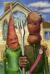 vegetable gothic by hrum