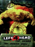 Left 4 head toy figure Spank zombie by EBrummer