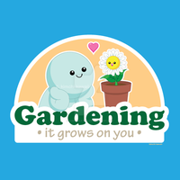 Gardening Grows on You by kimchikawaii