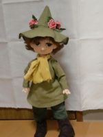 Snufkin Doll by StrongHeart655
