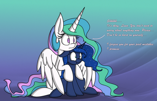 Sister Support by Arthur9078