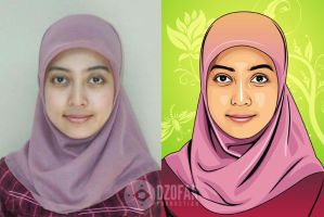 My daily job: Vector Work by ndop