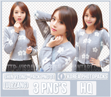 Kim Shin Yeong (ULZZANG) - PACK PNG#01 by JeffvinyTwilight