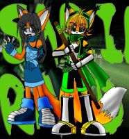 -Sarin and Rad- by ZeHornet