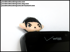 Spock Dust Plug by GrandmaThunderpants