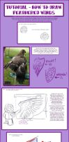Kenny Feathered Wing Tutorial by ChaosKirin