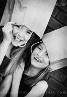 Paper Bag Crowns by raemarshall