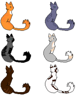 Free cat adoptables 1 LEFT!! by AchievementHuntress