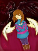 The Song Of An Angel (undertale) by lady-heart235