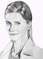 Molly Hooper by ekocentric