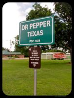 Dr Pepper, Texas by 1000SilentWords