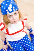 Cosplay - Johnny Joestar by hanyaanfaery
