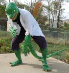 Lizard Costume from Spider-Man by MalottPro
