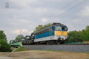 431 189 with a special freigt train near Gyor by morpheus880223