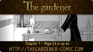 The gardener - CH01P24 by Marc-G