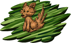 Wooded-Wolf Doodle by Wooded-Wolf