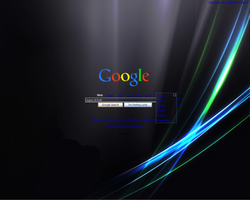 Google-Vista Ultimate desktop by usedHONDA