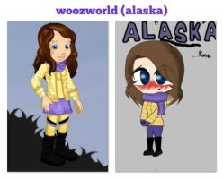 Tribute to ask alaska by AnimoAnim3