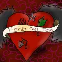 Only Pain by oOAshookaOo