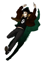 Nico Di Angelo by Riding-Lights
