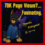 70k Page Views by THE-Darcsyde