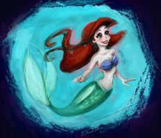 Ariel by Surnaturel