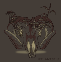 #plantself by alexpeanut