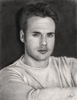 Michael Shanks (again) by Nephthys76