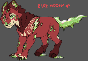 Rare Gooppup For Sale! LOWERED PRICE! by Rinermai