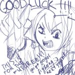 GOOD LUCK by KatsumiSasaki