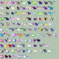Bri's UniCat Herd Sheet by Queen-of-Color