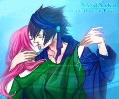 SasuSaku :: In the Halls of Power by dawniechi
