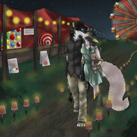 A Date at the Fair by skorch47