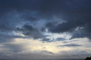 Stormy Skies C by CAStock