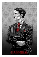 Hannibal by AndrewKwan