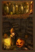 pumpkin fairy_001 by neurotic-elf