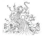 Dance of the Dead by Ghotire