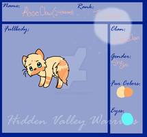 Roseclaw (application) by Nimzz-Cakes