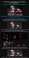 Avenged SevenFold Tutorial by gravitystudio