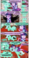 BY SKYWALKER'S HAND! (Part 8 of 35) by INVISIBLEGUY-PONYMAN