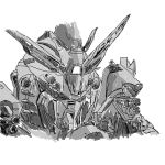 Gundam sketch by Ultimiant