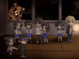 Corpse Party: Pedobear Covered by Airwaveson