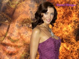 Dannii Minogue - Fire by Lord-Iluvatar